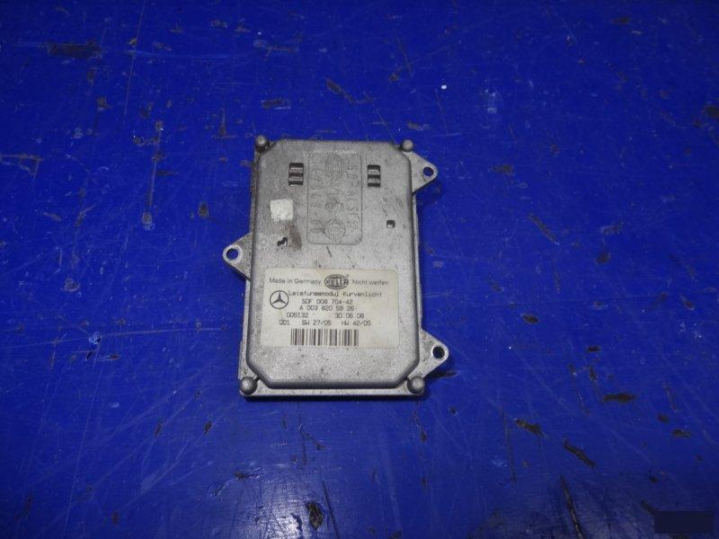 Блок фары Mercedes A00038205926 (б/у)