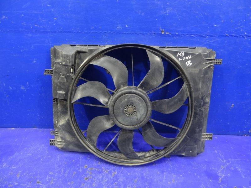 Вентилятор радиатора Mercedes B W246 2011 (б/у)