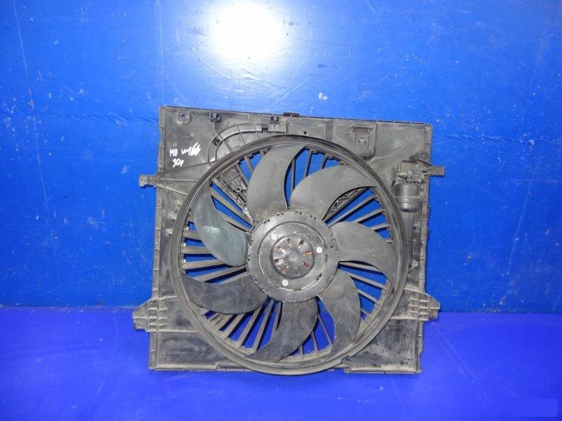 Радиатор охлаждения двигателя Mercedes Ml Gle W166 2012 (б/у)