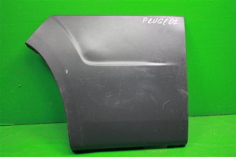 Накладка на крыло Fiat Ducato 2006 задняя правая (б/у)