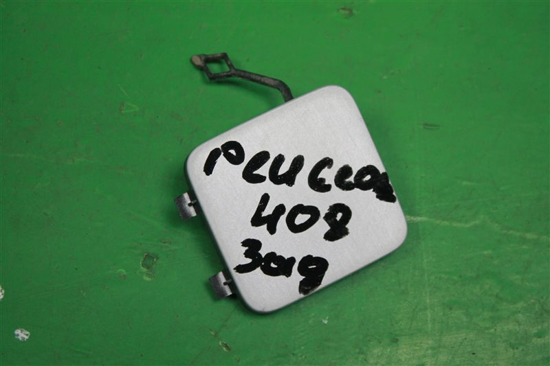 Заглушка Peugeot 408 2012 задняя (б/у)