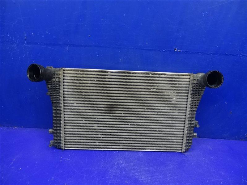 Радиатор интеркулера Volkswagen Vag (б/у)