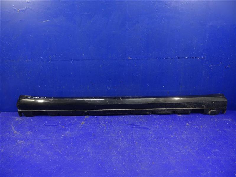 Накладка на порог Mercedes Glk X204 2008 правая (б/у)