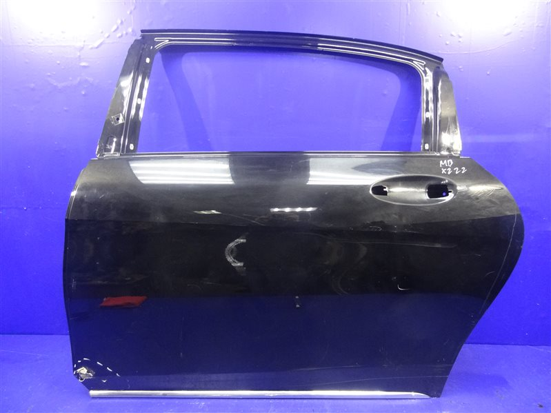 Дверь Mercedes Maybach X222 2014 задняя левая (б/у)