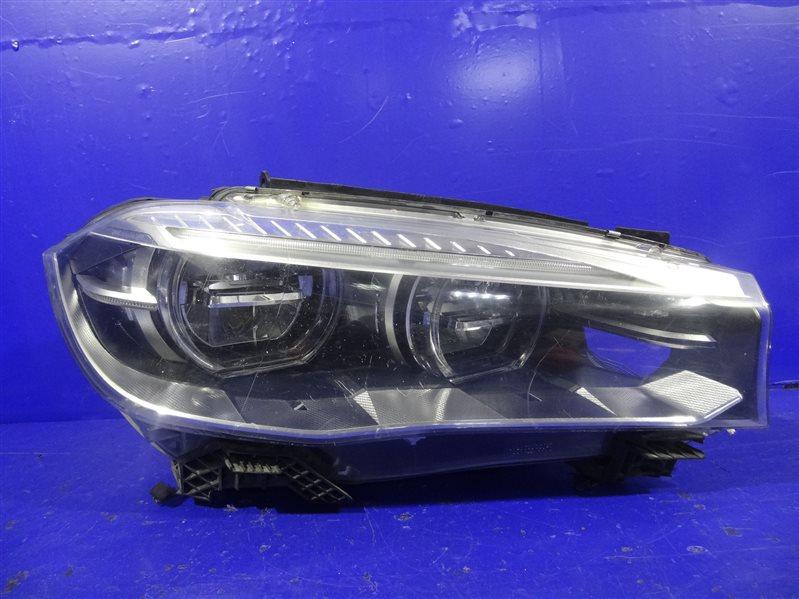 Фара Bmw X5  X6 F15  F16 2013 передняя правая (б/у)