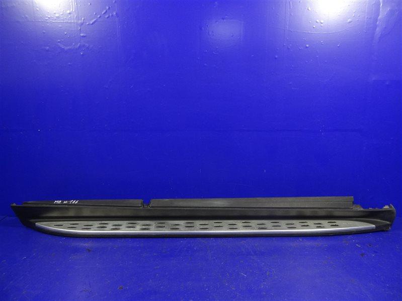 Порог Mercedes Ml Gle W166 C292 правый (б/у)