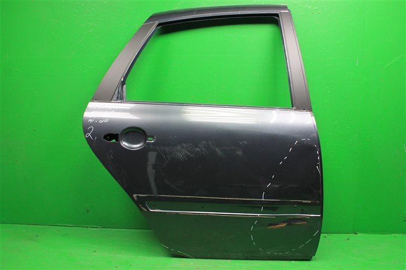 Дверь Datsun Mi-Do 2015 задняя правая (б/у)