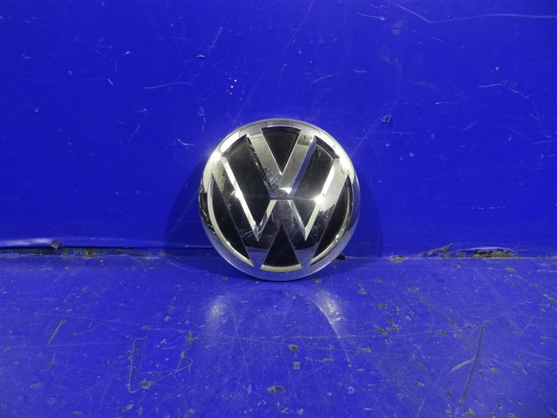 Эмблема Volkswagen Crafter 7C передняя (б/у)