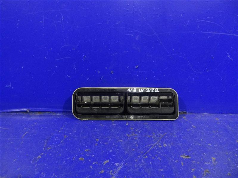 Клапан вентиляции багажника Mercedes E W212 W204 W207 W218 задний (б/у)