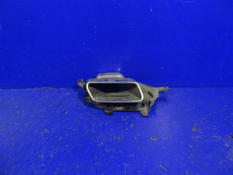 Насадка глушителя Mercedes S Amg W221 2013 задняя правая (б/у)
