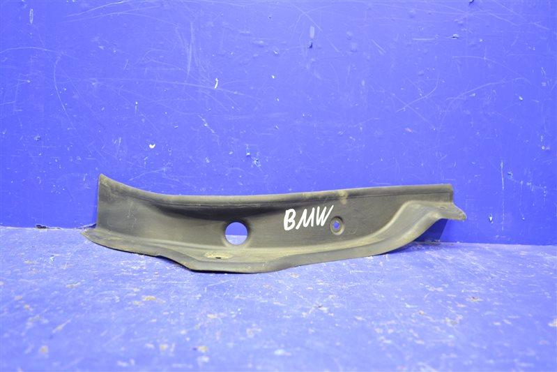 Накладка водосточного желобка Bmw 4 F36 2013 задняя правая (б/у)
