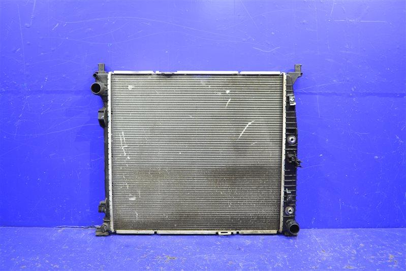 Радиатор охлаждения Mercedes Ml Gl Gle Gls W166 X166 (б/у)