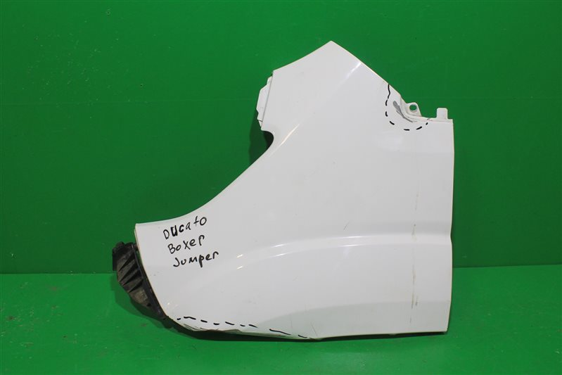 Крыло Citroen Jumper 3 2014 переднее левое (б/у)