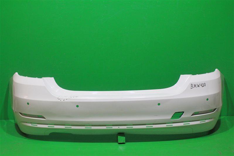 Бампер Bmw 4 F32 F33 F36 2013 задний (б/у)