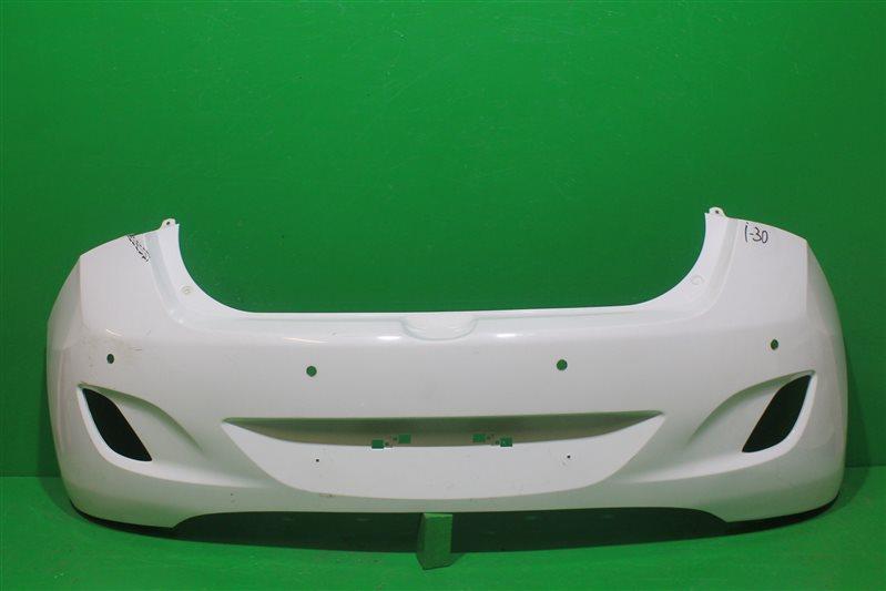 Бампер Hyundai I30 2 2011 задний (б/у)