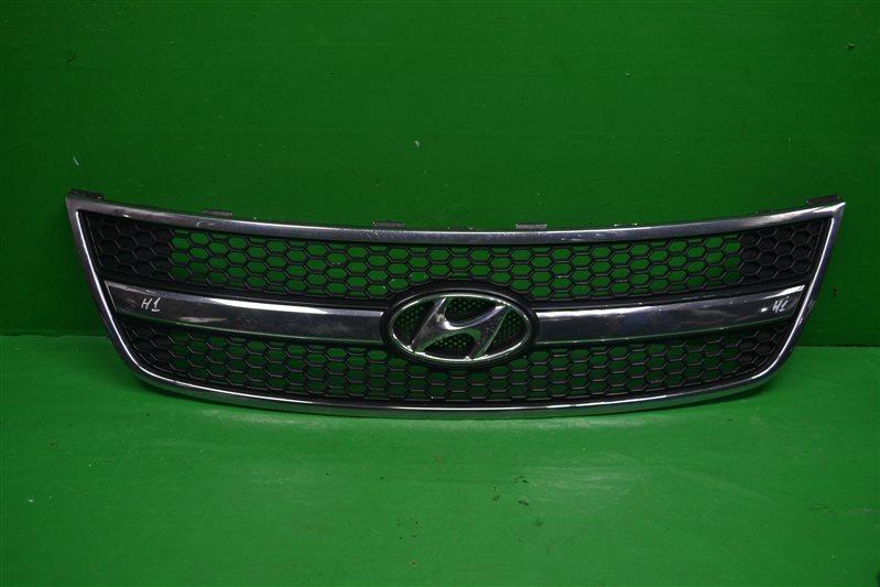 Решетка радиатора Hyundai Starex H1 2 2007 (б/у)