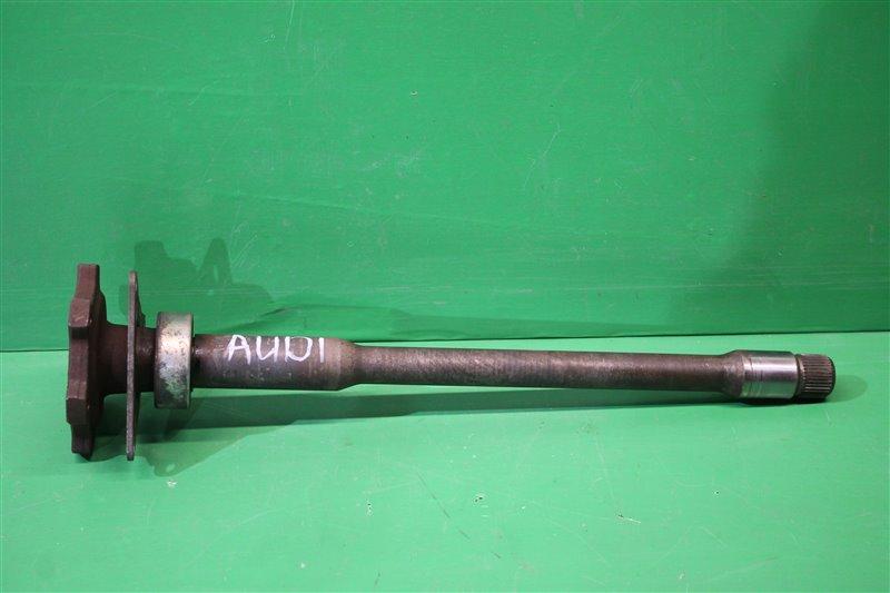 Привод Audi A4 B8 2007 передний левый (б/у)