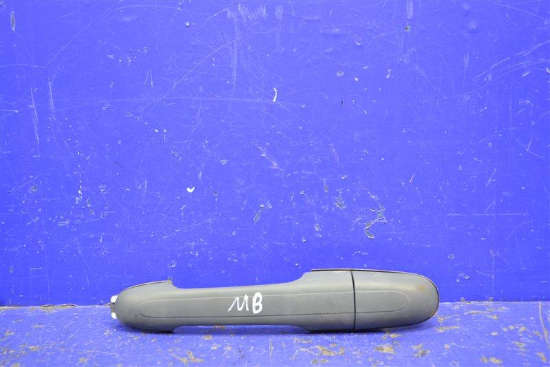 Ручка двери внешняя Mercedes Vito W639 2003 передняя левая (б/у)