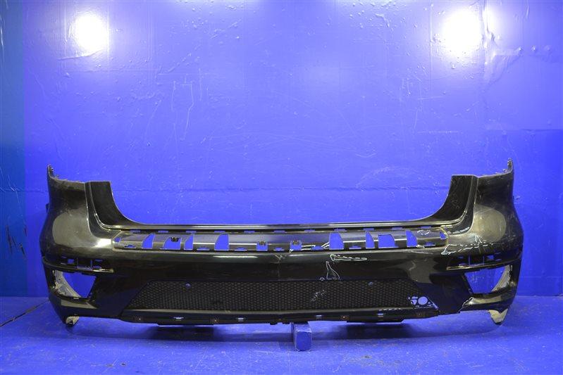 Бампер Mercedes Gl Amg X166 2012 задний (б/у)