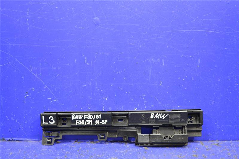 Кронштейн порога m paket Bmw 3 F30 2011 задний правый (б/у)