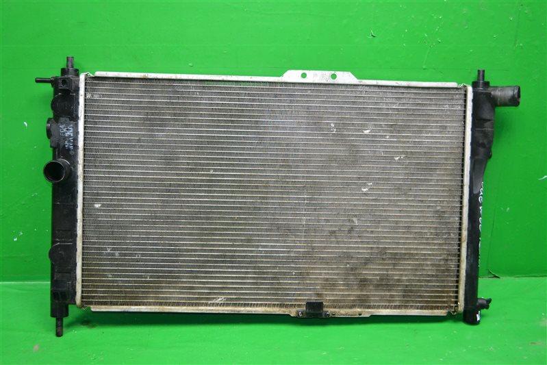 Радиатор охлаждения Daewoo Nexia 2008 (б/у)
