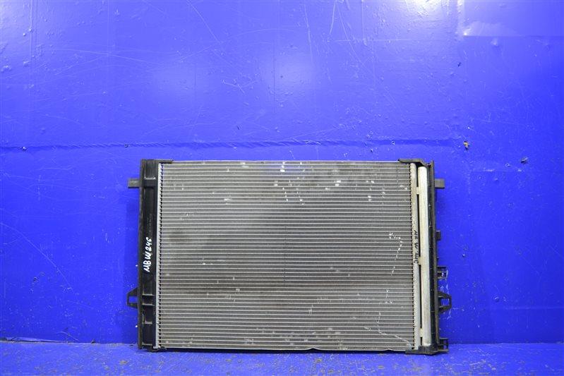 Радиатор кондиционера Mercedes B W246 2011 (б/у)