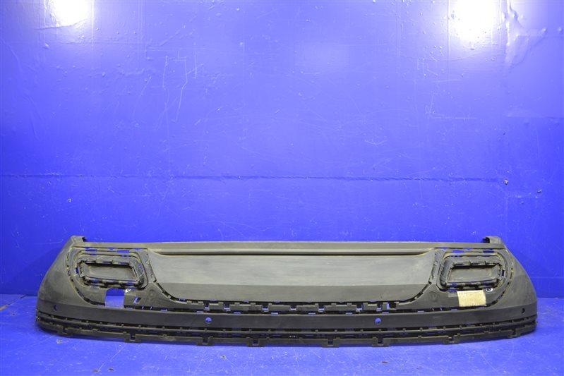 Юбка бампера Volkswagen Teramont 2017 задняя (б/у)