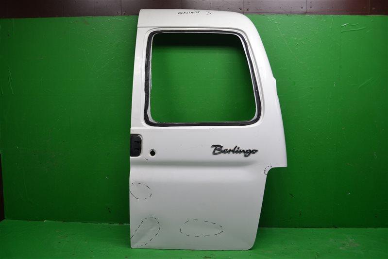 Дверь багажника Citroen Berlingo 2002 правая (б/у)