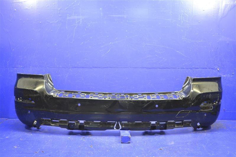 Бампер Mercedes Glk X204 2012 задний (б/у)