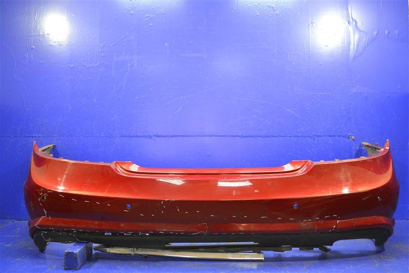 Бампер Mercedes Cls C218 2014 задний (б/у)