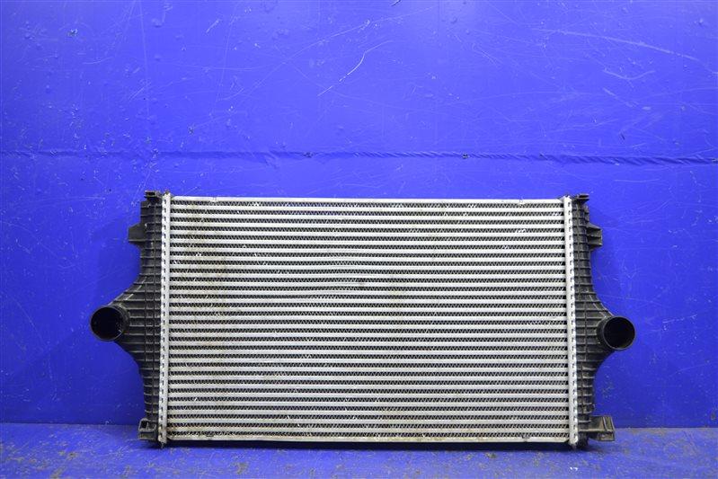 Радиатор интеркулера Mercedes Sprinter W909 (б/у)