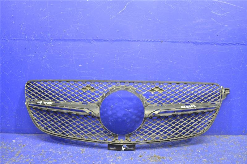 Решетка радиатора Mercedes Gle Coupe Amg C292 2015 (б/у)