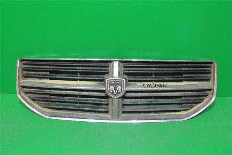 Решетка радиатора Dodge Caliber 2006 (б/у)