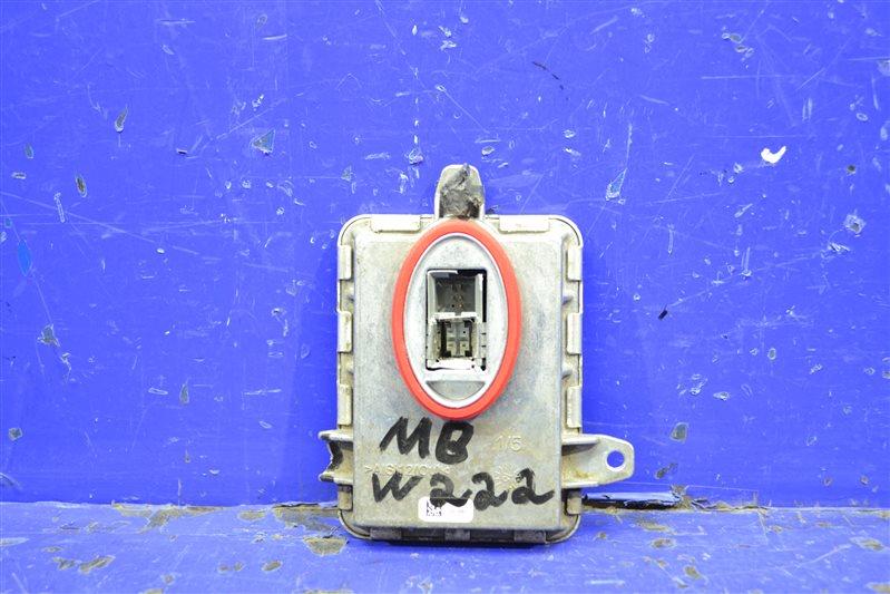 Блок управления светом Mercedes Cla Gla C117  X156 2013 (б/у)