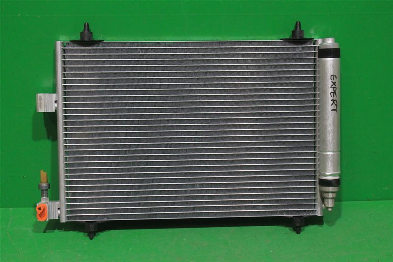 Радиатор кондиционера Peugeot 407 2004 (б/у)