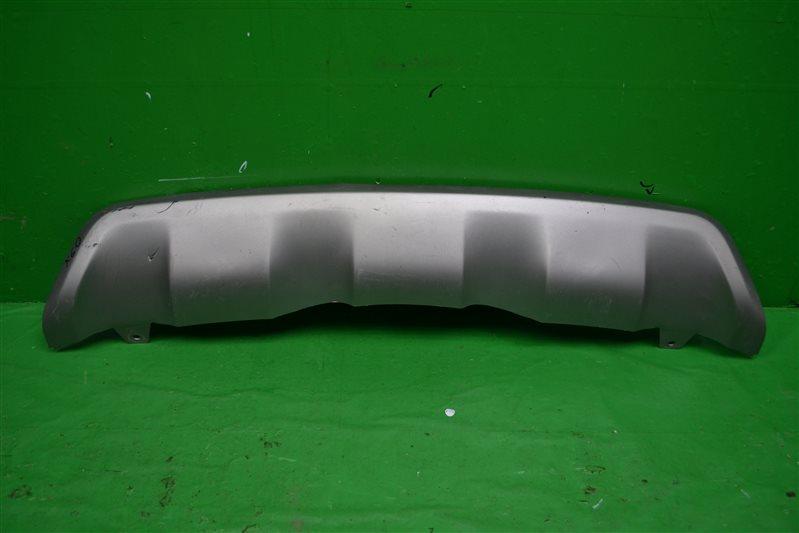 Накладка бампера Lifan X60 2012 задняя (б/у)