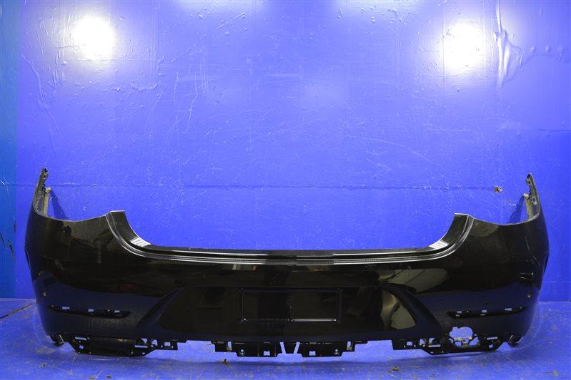 Бампер amg Mercedes Cls C257 2018 задний (б/у)