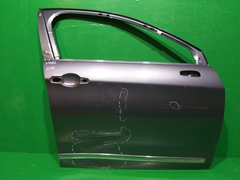 Дверь Citroen C5 2 2009 передняя правая (б/у)