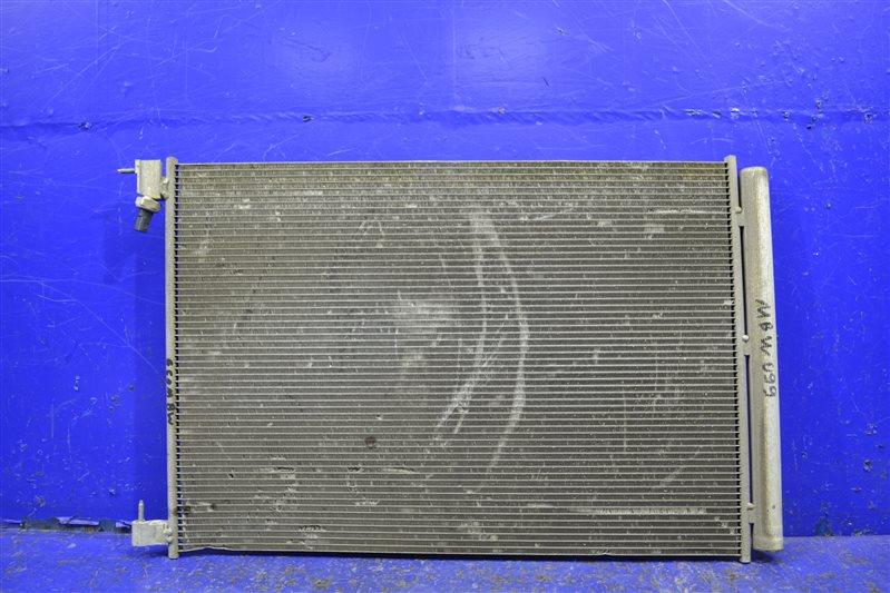 Радиатор кондиционера Mercedes С Glc W205 X253 2014 (б/у)