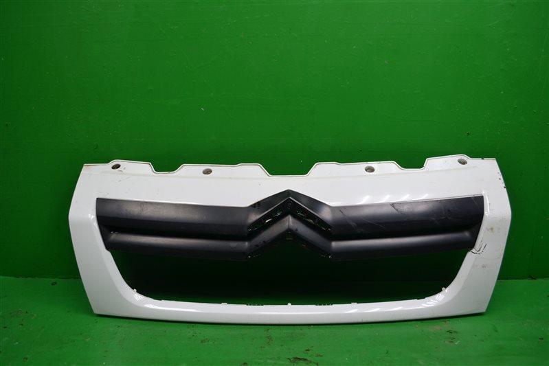 Решетка радиатора Citroen Jumper 2007 (б/у)