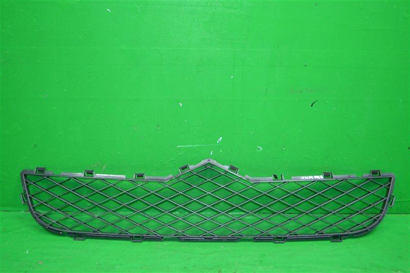 Решетка бампера Citroen Jumper 2 2007 передняя нижняя (б/у)