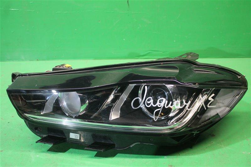 Фара Jaguar Xe 2015 левая (б/у)