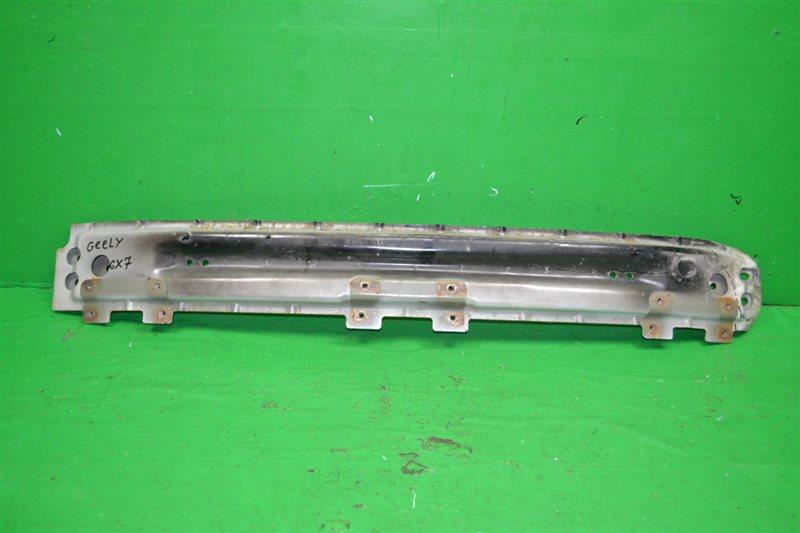 Усилитель бампера Geely Emgrand X7 2011 передний (б/у)
