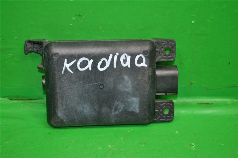 Блок управления радаром Skoda Kodiaq 2016 (б/у)