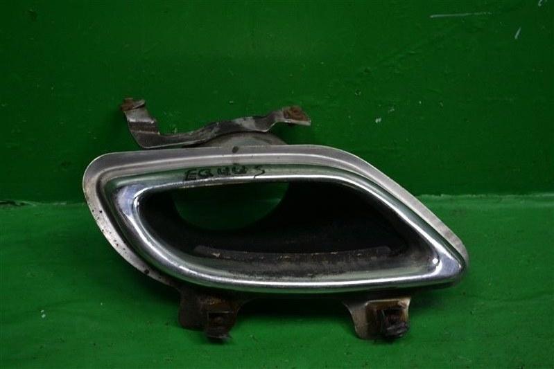 Насадка глушителя Hyundai Equus 2 2009 правая (б/у)