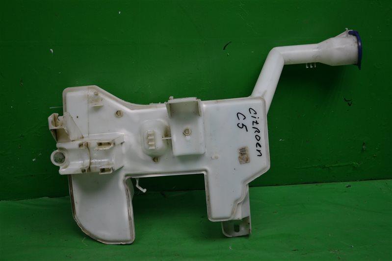 Бачок омывателя Citroen C5 2 2008 (б/у)