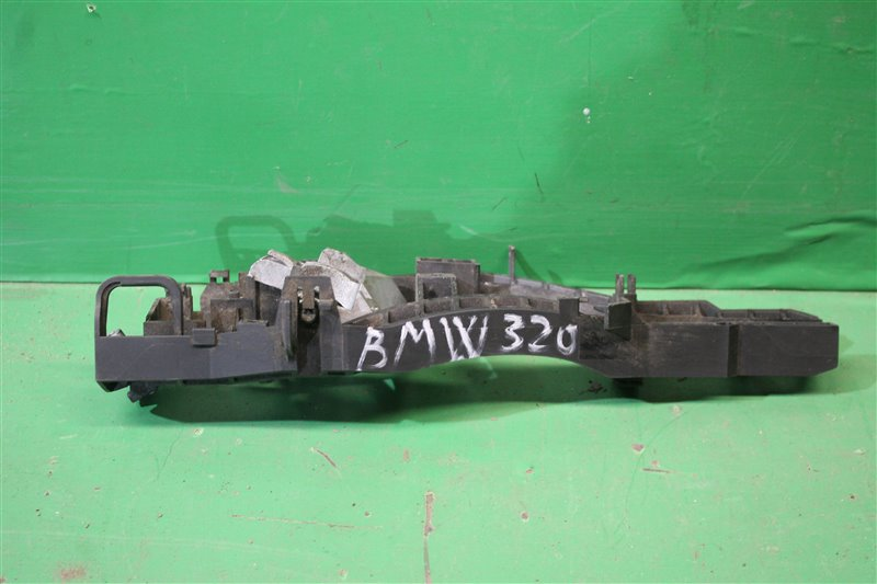 Кронштейн ручки двери Bmw 3 F30 F31 2011 задний правый (б/у)