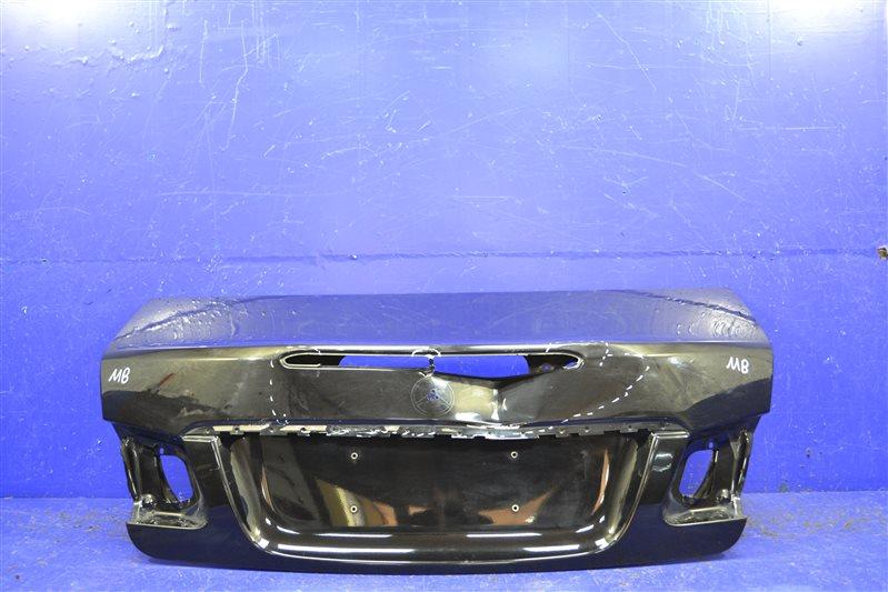 Крышка багажника Mercedes E Coupe C207 2009 (б/у)