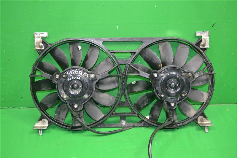 Вентилятор Lada Niva 2121 1993 (б/у)