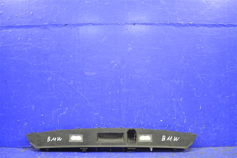 Ручка крышки багажника Bmw 7 G11 G12 2015 задняя (б/у)